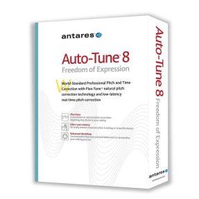 Antares Autotune 8 Crack