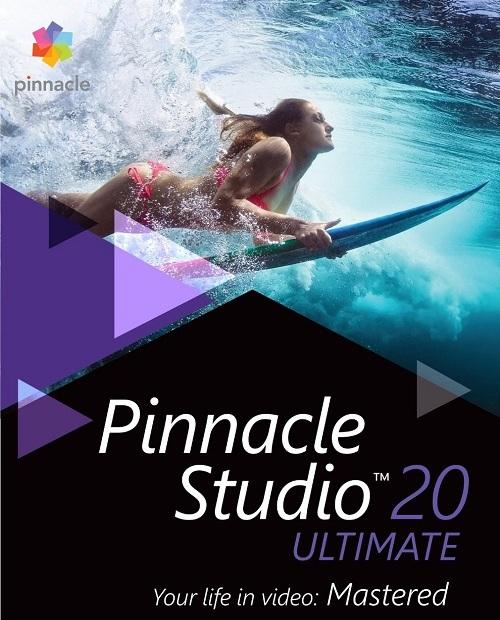 Pinnacle Studio 20 Ultimate Crack