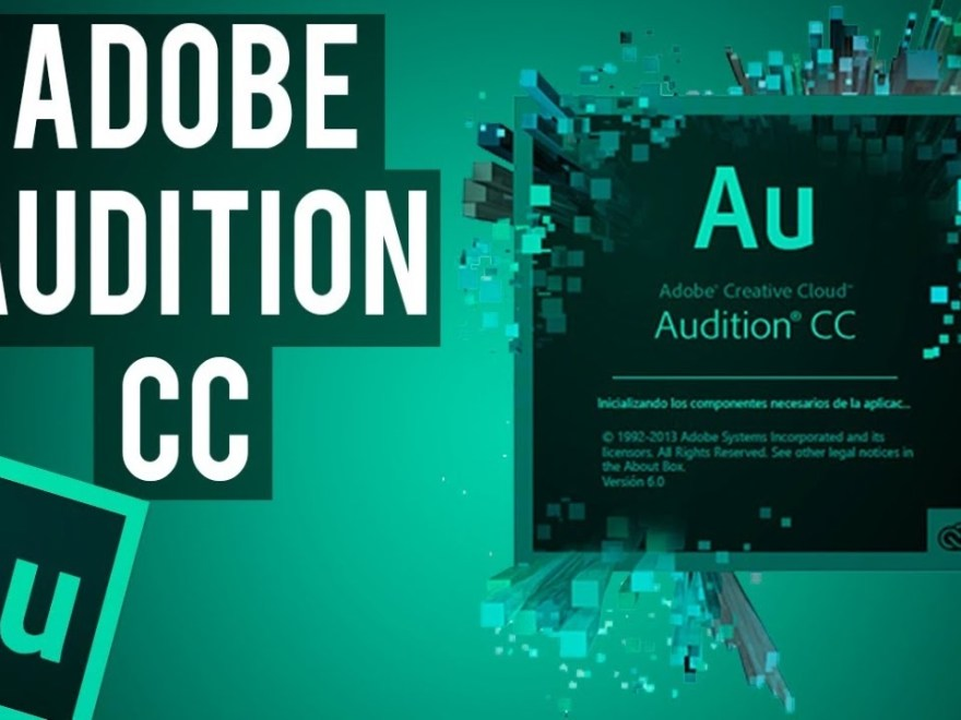 Adobe Audition CC 2017 Crack