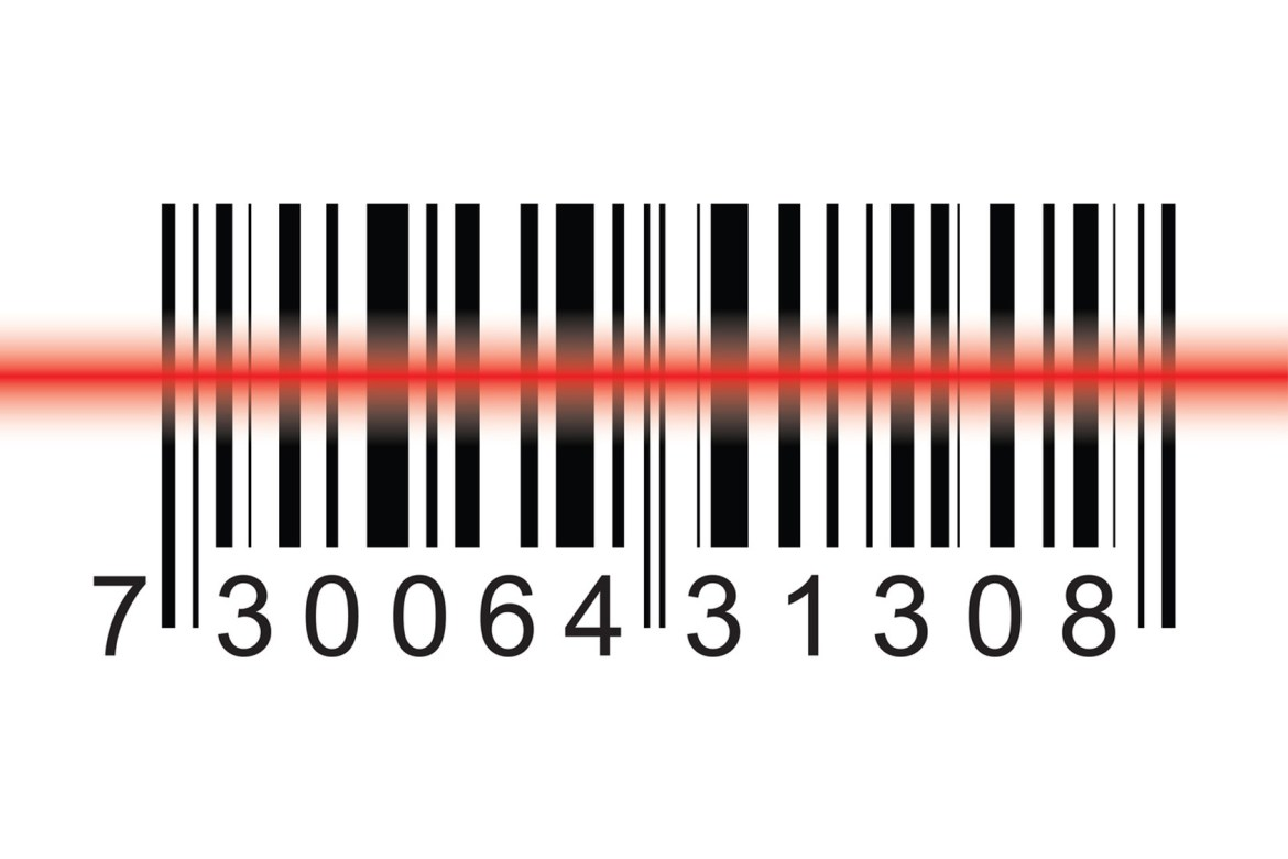 barcode scanner, barcode scanning, barcode labels, Dane Titsworth