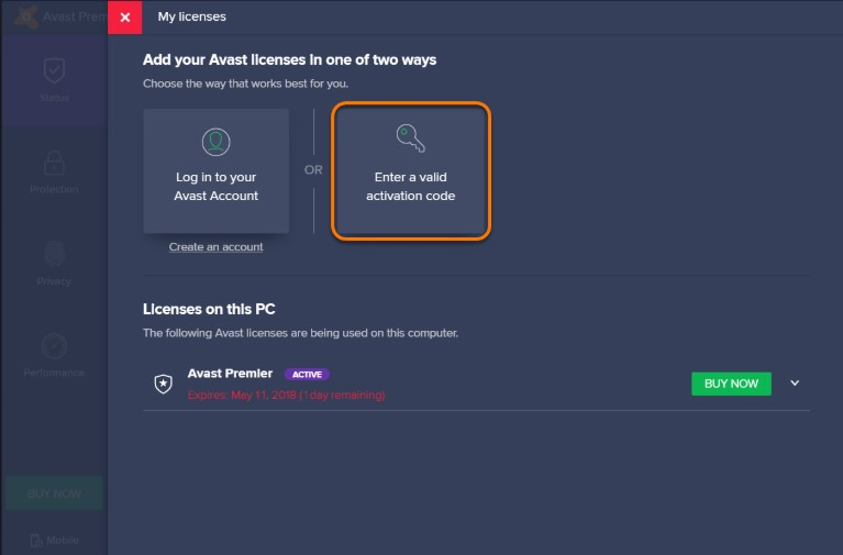 Avast Premier License Key 2019 + Activation Code For Free