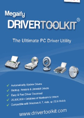 Driver Toolkit Crack V8.6 License Key & Patch Full Download