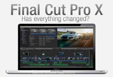 Final Cut Pro X 10.4.8 Crack with Torrent Full Keygen Download