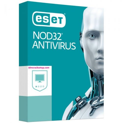 ESET NOD32 Antivirus 14.1.19.0 Crack + License Key Download [2021]