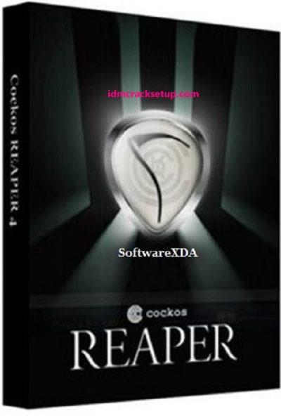 Cockos REAPER 6.36 Crack + License Key 2022 Free Download