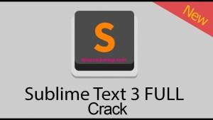 Sublime Text 4 Crack Build 4113+ License Key 2021 {Latest Version}
