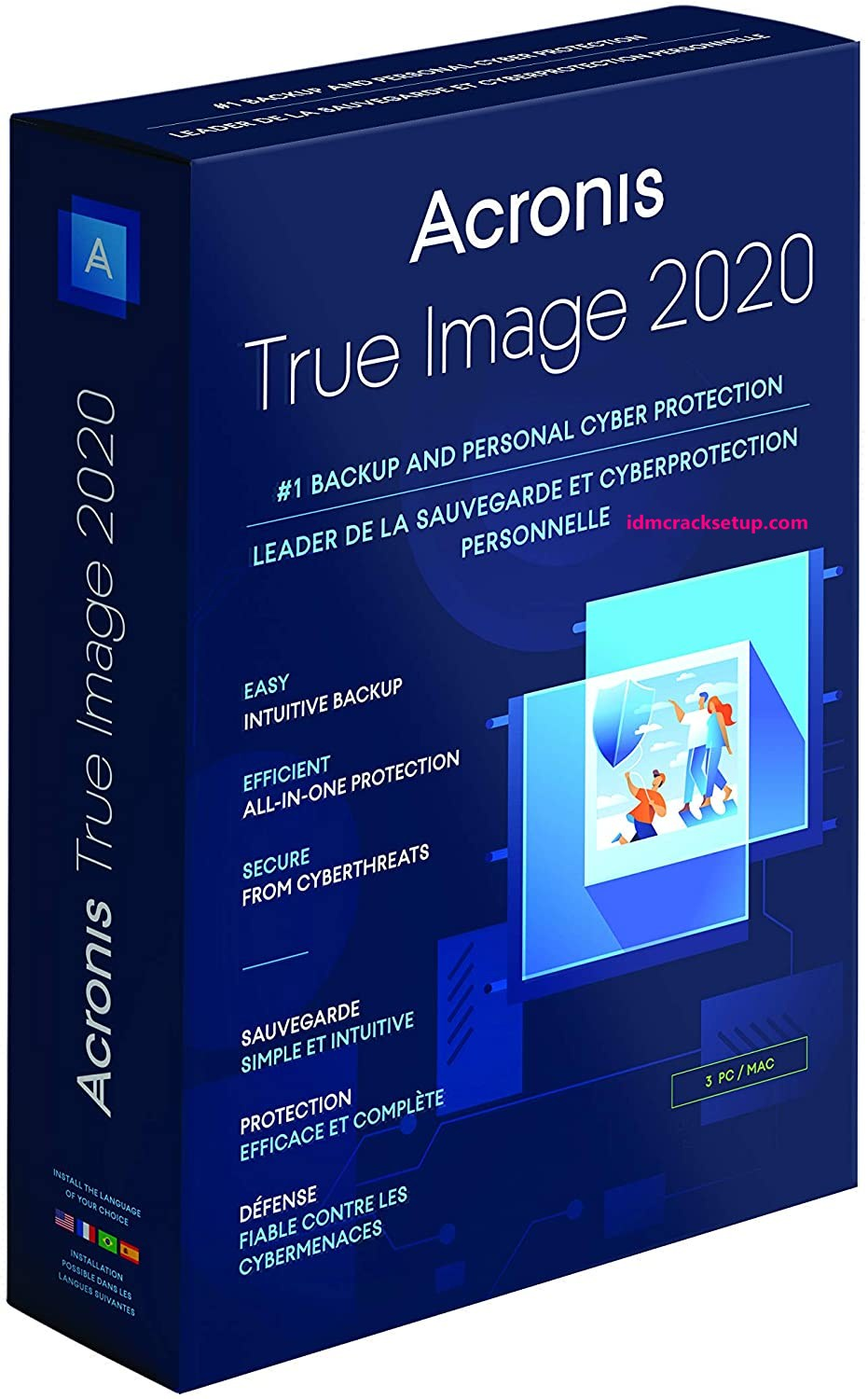 Acronis True Image 2021 Crack + Serial Key Free Download [Latest]