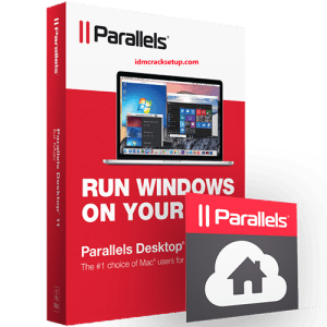 Parallels Desktop 16 Crack + Activation Key 2020 [Win&Mac}
