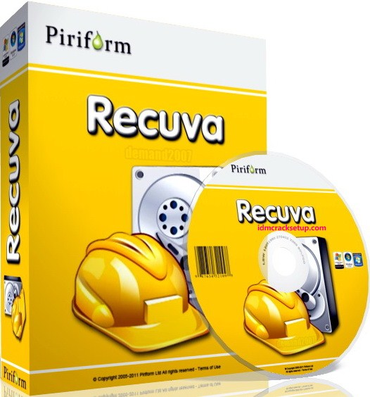 Piriform Recuva Pro Crack v2 + Full Keygen Download (2020)