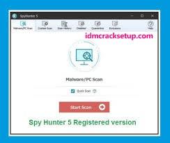 SpyHunter 5 Crack Plus Serial Key Free Download 2020 [Latest]