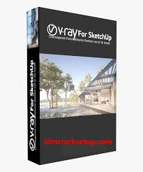 VRay for SketchUp 5.00.03 Crack + Full License key {Latest Version} 2020
