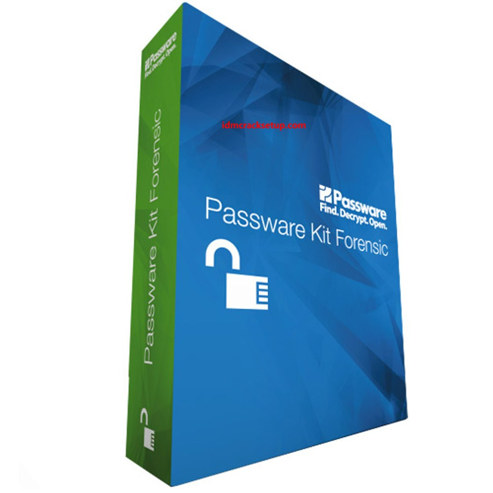 Passware Kit Forensic 2020.2.1 Crack + Serial Key Free Download [Latest]