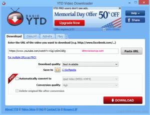 YTD Video Downloader Pro 7.3.11 Crack + Serial Key 2021 [Mac/Win]
