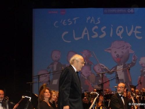 C'est pas Classique – Michel Legrand