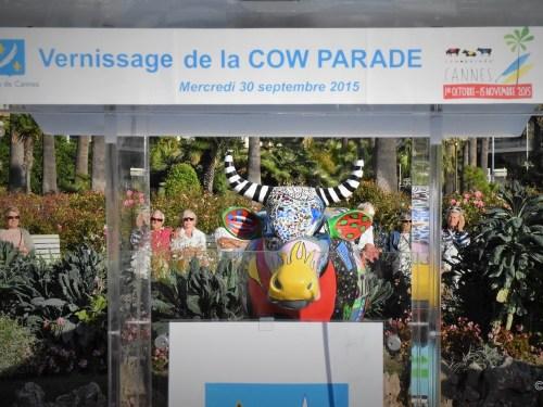 LA COW PARADE CANNES