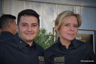 Steve moracchini & Christelle Brua