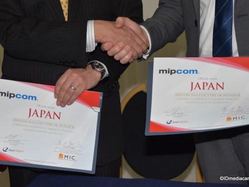 MIPTV 2016 – LE JAPON