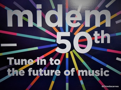 MIDEM FETE SON DEMI SIECLE – CANNES