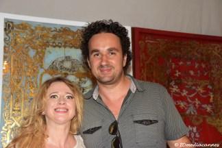 Dana York & Leonardo CORBUCCI
