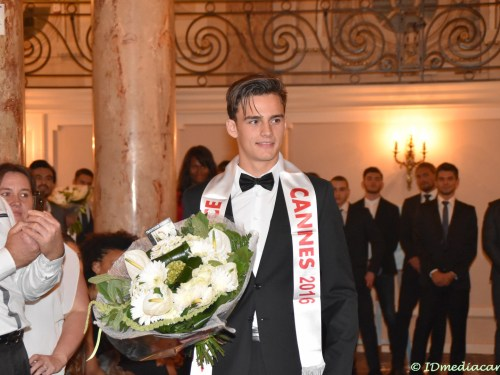 MISTER FRANCE CANNES 2016