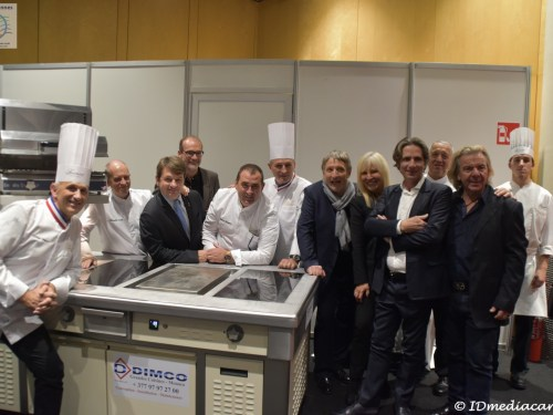 Chefs World Summit 2016 – Cocktail d'Inauguration – Les Exposants