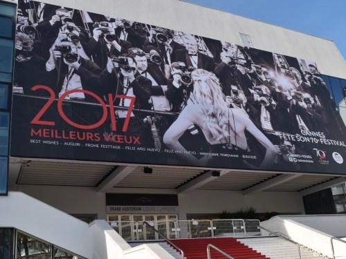 Les Festivités du 70ème Festival de Cannes