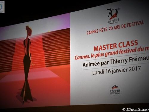 Thierry Frémaux – Cannes fête 70 ans de Festival du Film