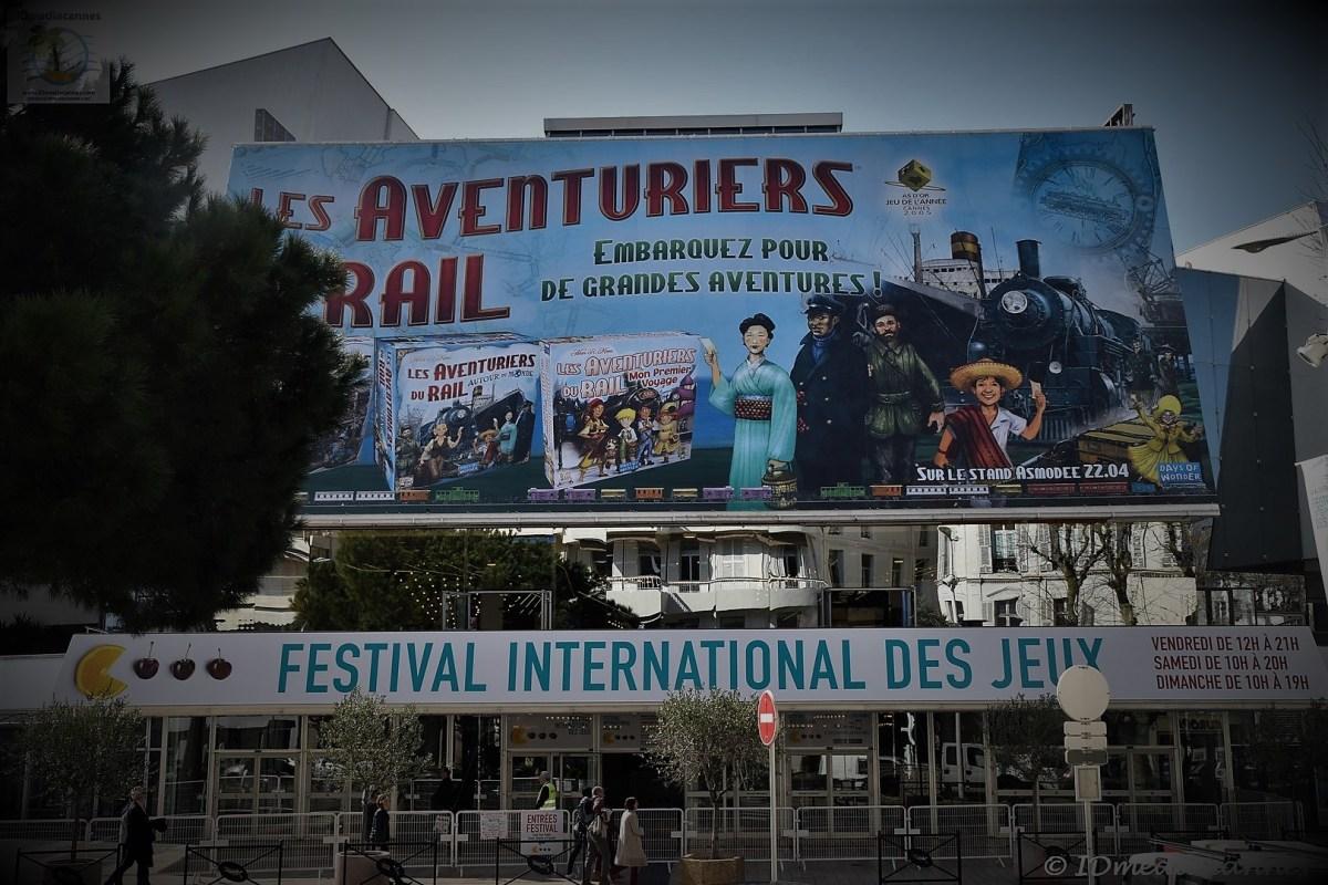Festival des Jeux Cannes 2017