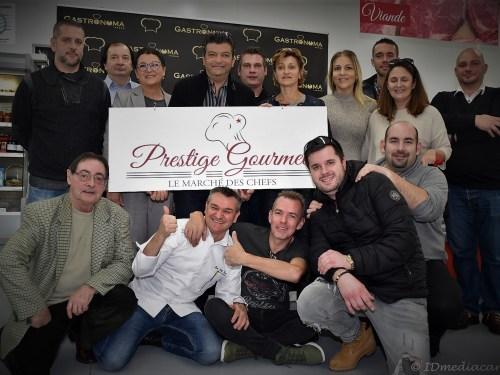 Salon Gastronoma & Prestige Gourmet
