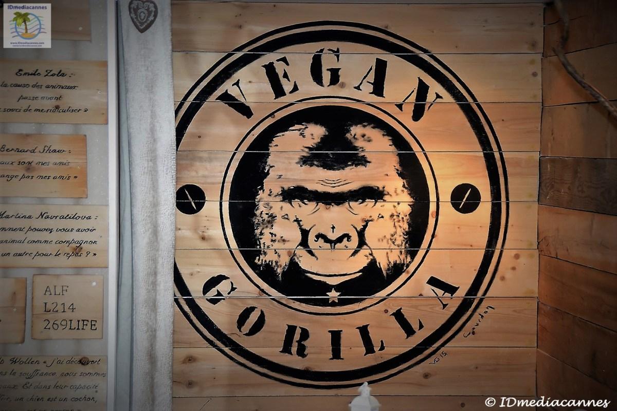 Restaurant Vegan Gorilla - Nice