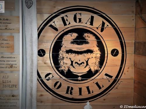Restaurant Vegan Gorilla – Nice