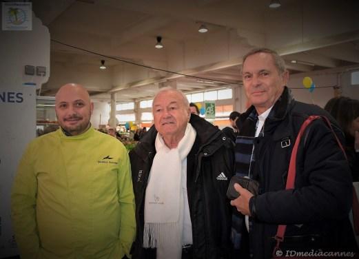 Christian SINICROPI & Bernard BROCHAND & Patrick FLET