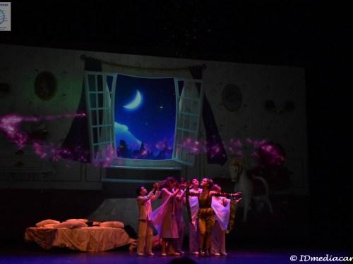 Peter Pan Opéra Trans-Média Interactif