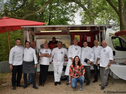 Journée de la Gastronomie au Château de Saint-Martin