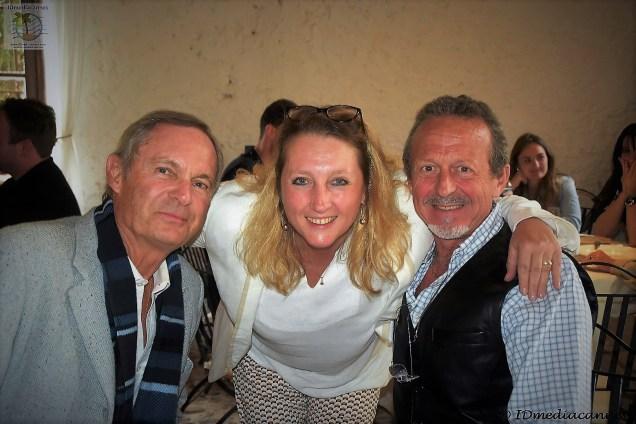 Patrick FLET & Adeline DE BARRY & Stéphane RAIMBAULT
