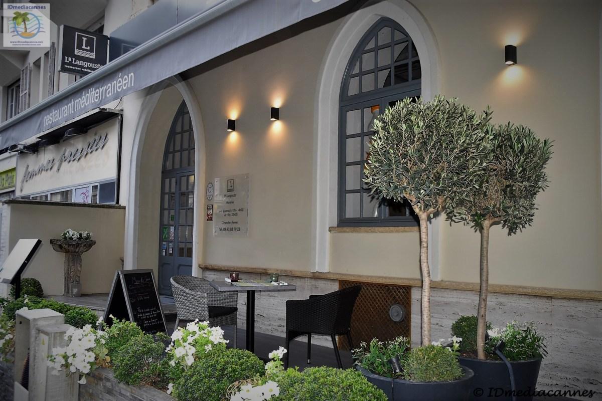 La Langouste Restaurant - Nice