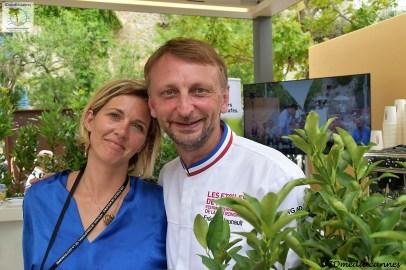 Julie Vidal & Frédéric Jaunault