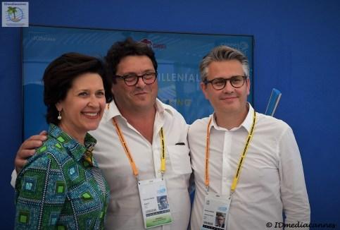 Isabelle Schlumberger & Laurent Habib & Damien Melich