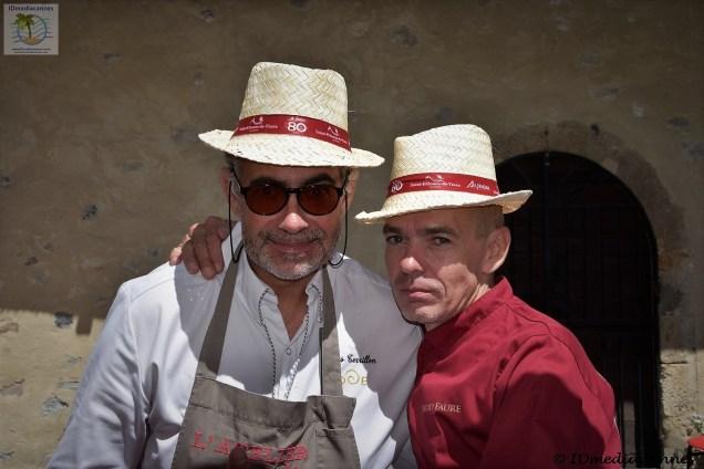 Yves Terrillon & David Faure