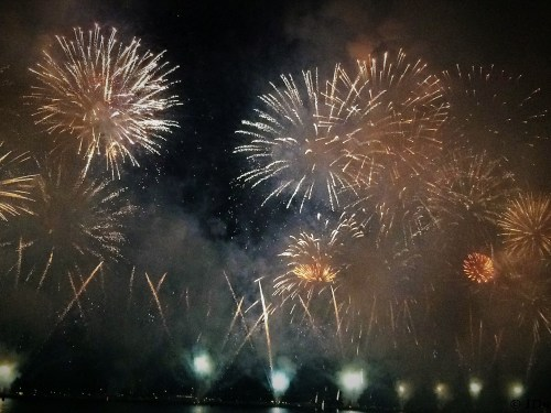 FESTIVAL D'ART PYROTECHNIQUE – CANNES 2017