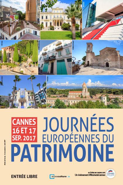 Journées du Patrimoine Cannes