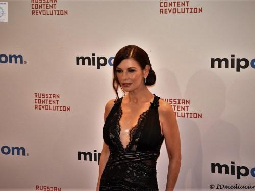 mipcom 2017 – Catherine Zeta-Jones