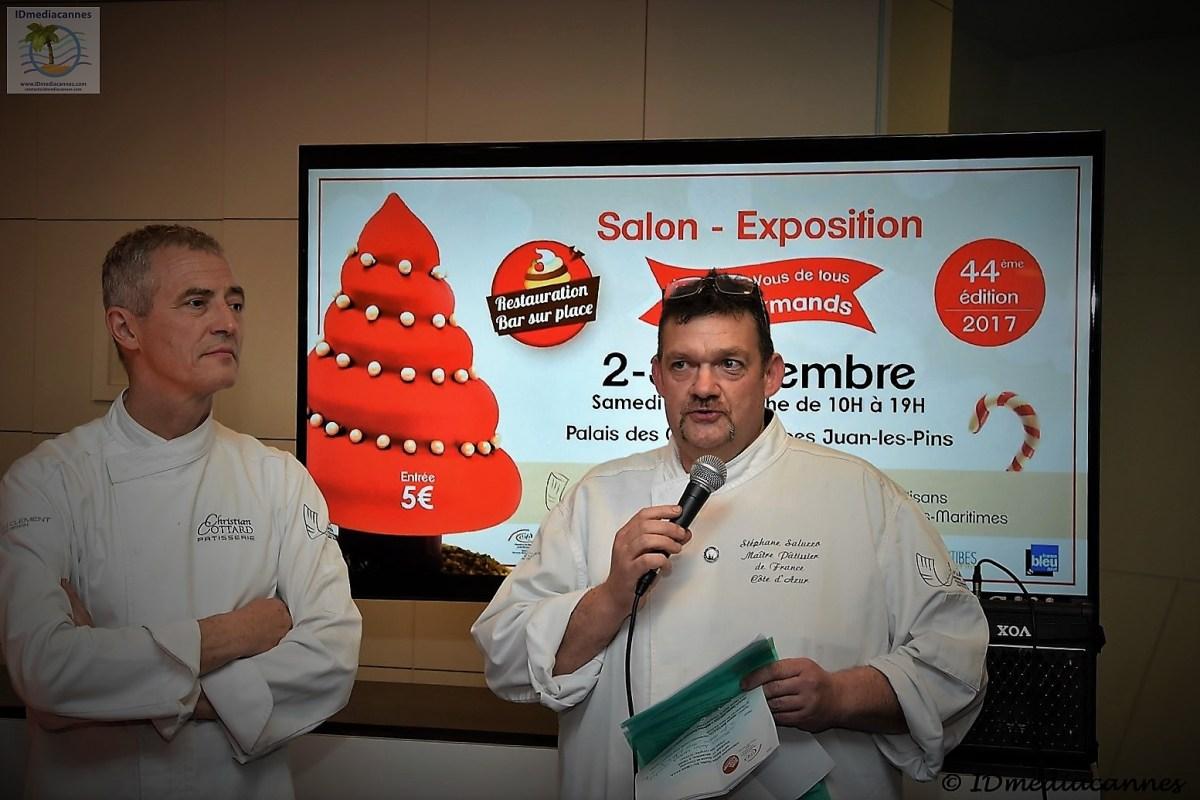 Sucre & Chocolat - Stéphane Saluzzo