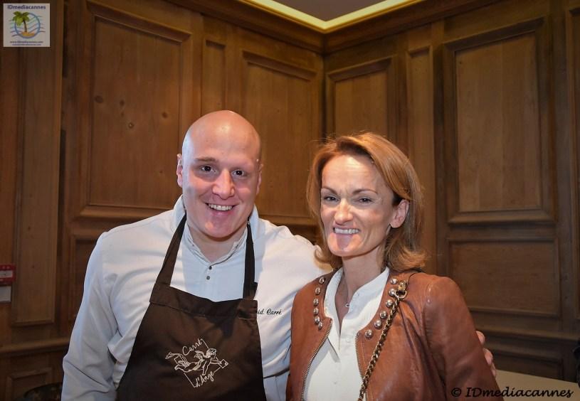 David Carré & Aurélie Bertin