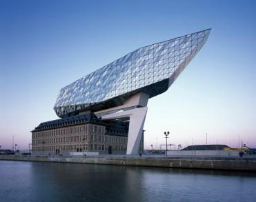 Antwerp-Port-House