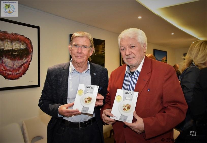 Gérard BERNAR & Jean-Claude MARIANI