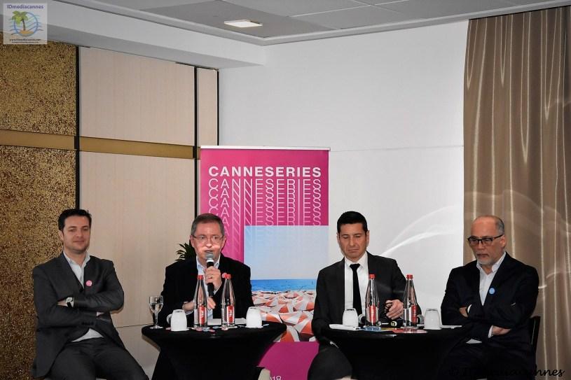 Albin Lewi & Benoît Louvet & David Lisnard & Jean-Michel Albert