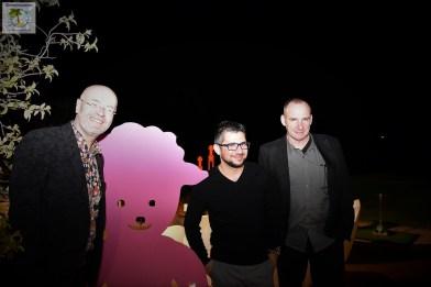 Patrick Moya & Franck Michell & Hervé Nys