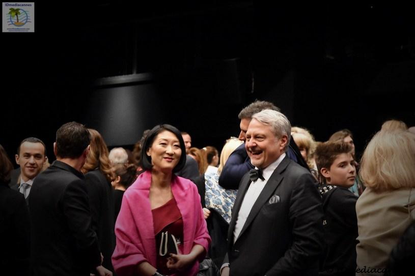 Fleur Pellerin & Paul Zilk