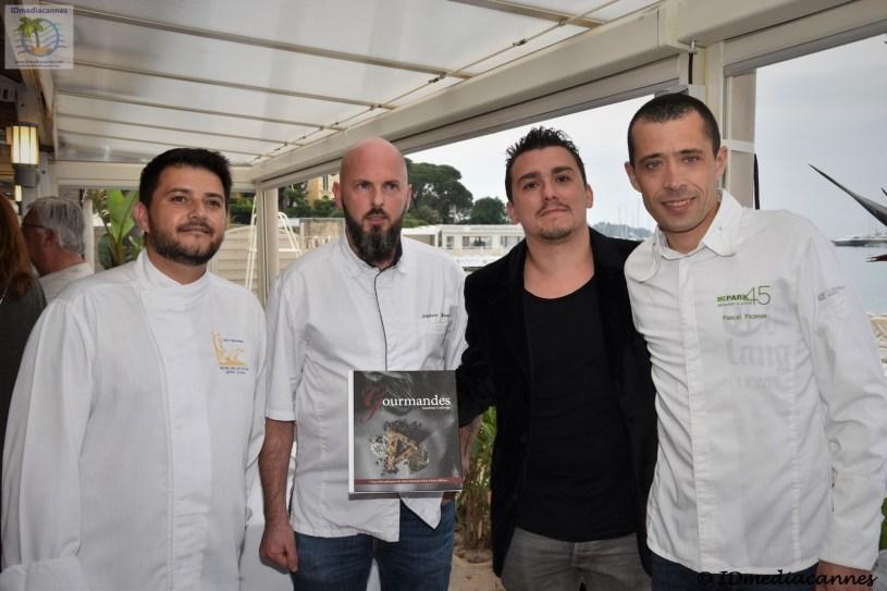 Steve Morachini & Stéphane Mangin & Marc Payeur & Pascal Picasse